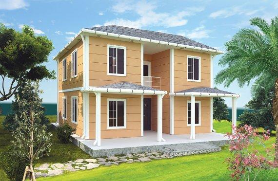 Προκατασκευασμένη κατοικία 148 m²