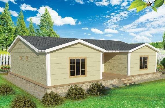 Προκατασκευασμένα Σπίτια 149 m²