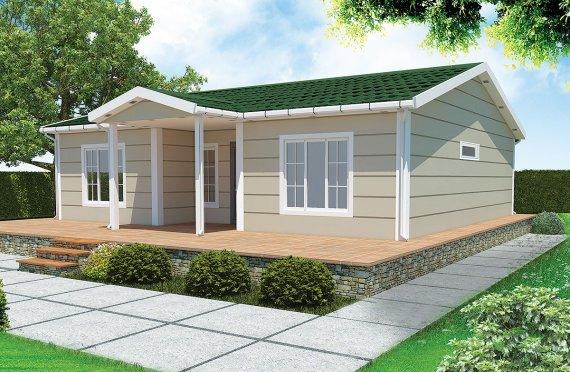 Προκατασκευασμένα Σπίτια 94 m²