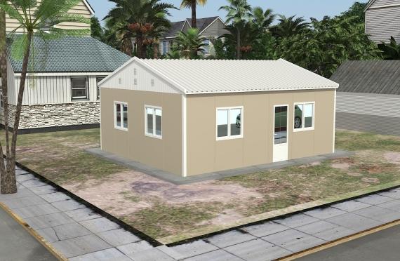 Αρθρωτό Κτίριο Γραφείων 49 m²