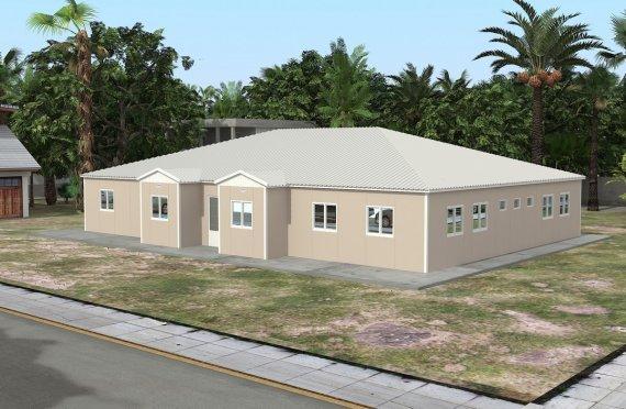 Φορητή Τάξη 289 m²