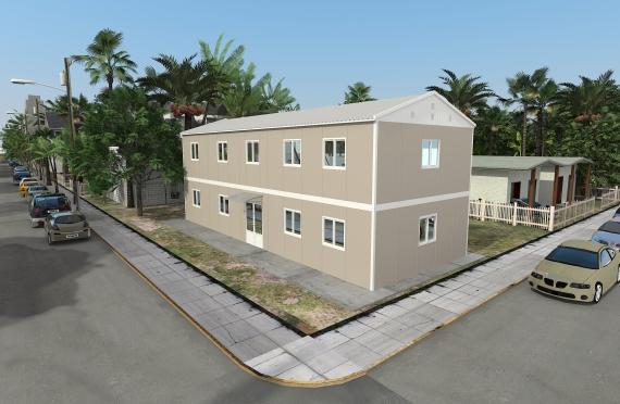 Αρθρωτό Κτίριο Γραφείων 214 m²