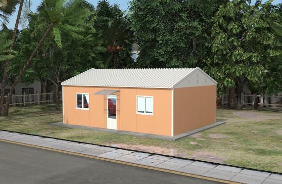 Αρθρωτό Κτίριο Γραφείων 90 m²