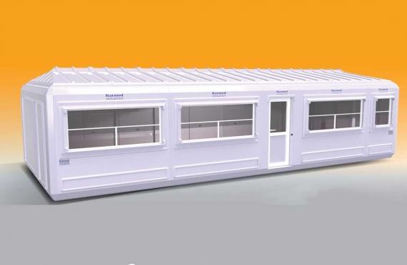 Φορητό κτίριο 390x990