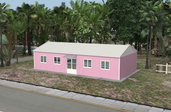 Αρθρωτό Κτίριο Γραφείων 98 m²