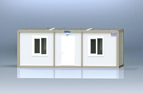 Κοντέινερ γραφείου τύπου flat pack  K2002