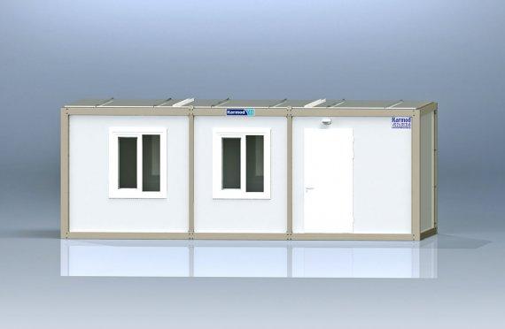 Γραφείο Κοντέινερ τύπου flat pack K2004