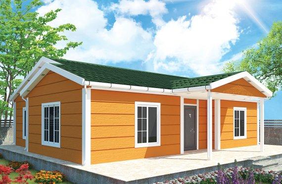 Προκατασκευασμένα Σπίτια 102 m²