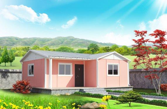 Προκατασκευασμένα Σπίτια 49 m²