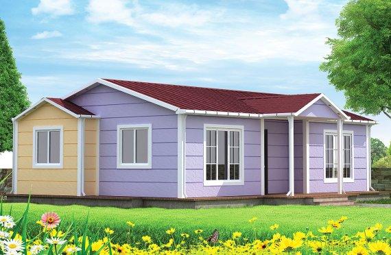 Προκατασκευασμένα Σπίτια71 m²