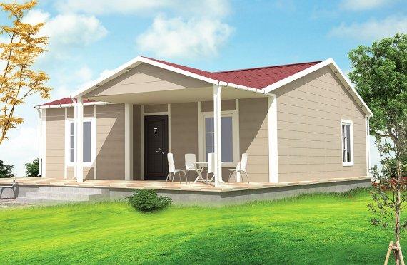 Προκατασκευασμένα Σπίτια 75 m²