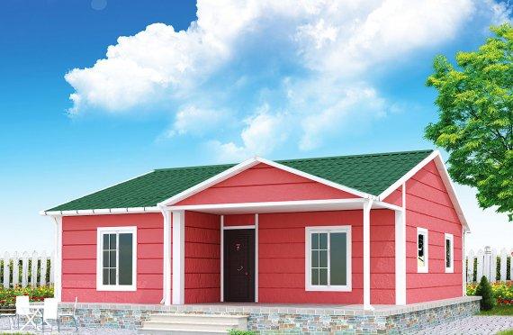 Προκατασκευασμένα Σπίτια 82 m²