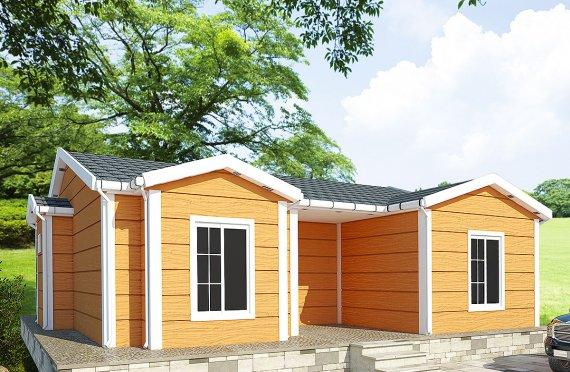Προκατασκευασμένα Σπίτια 98 m²