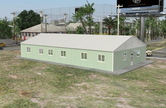 Μοντέρνο Κτίριο Γραφείων 246 m²