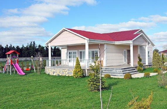 Μονοκατοικίες Προκατασκευασμένα Σπίτια
