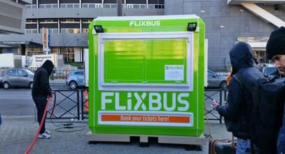 Τα Κιόσκια του Flixbus από το Karmod