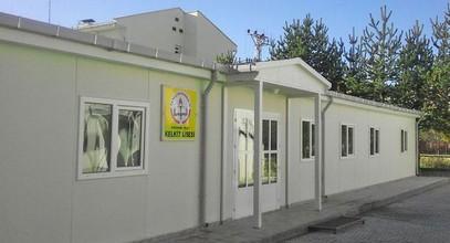 Η Karmod παρέδωσε ένα νέο προκάτ σχολικό κτήριο