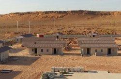 προκατασκευασμένα χαμηλού κόστους και οικονομικά προσιτή έργο στέγασης Αλγερίας