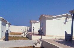 Προκατασκευασμένο χωριό διακοπών Karmod στη Λιβύη