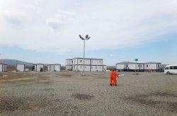 Τα εργοτάξια των αγωγών φυσικού αερίου στην Ευρώπη παρέχονται από την Karmod