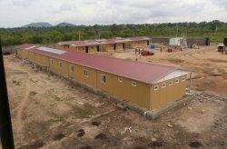 Η Karmod ολοκλήρωσε τις στρατιωτικές εγκαταστάσεις στη Νιγηρία