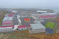 Τα εργοτάξια του 3ου αεροδρομίου εκτελέστηκαν από τη Karmod
