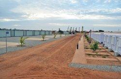 Η κατασκευή του κτηρίου διοικήσεως στη Σενεγάλη ολοκληρώνεται