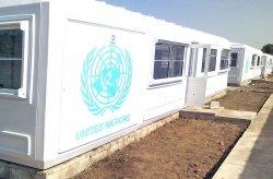 Στρατόπεδα από την Karmod στη Νιγηρία για την ειρηνευτική αποστολή  του ΟΗΕ