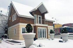Διώροφα Προκατασκευασμένα Σπίτια