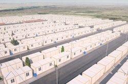 Κοντέινερ Πολής  προσφύγων