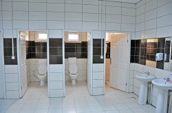 Προκατασκευασμένες μονάδες WC-Ντους